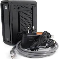 Motorola Arris SB6121 Internet cable modem for xfinity Comcast timewarner for Sale in Shoreline, WA