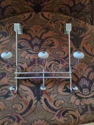 Over the door metal jacket hanger for Sale in El Mirage, AZ