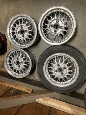 Miata OEM BBS RZ Wheels for Sale in Modesto, CA