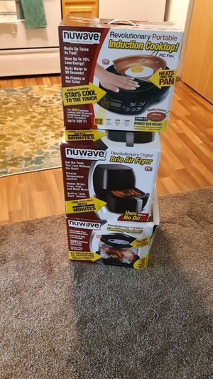 NuWave Products. See description for Sale in Traverse City, MI