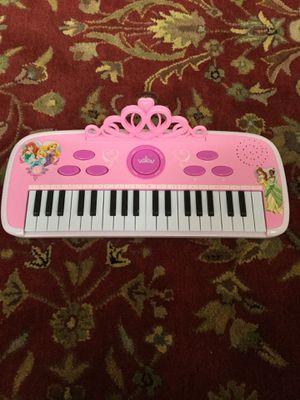 Disney Princess Piano for Sale in Albuquerque, NM