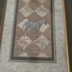 Zebra Heavy Duty Frames Picture for Sale in Tampa, FL
