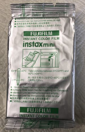 Fujifilm for Instax Mini Camera for Sale in Fairfax, VA