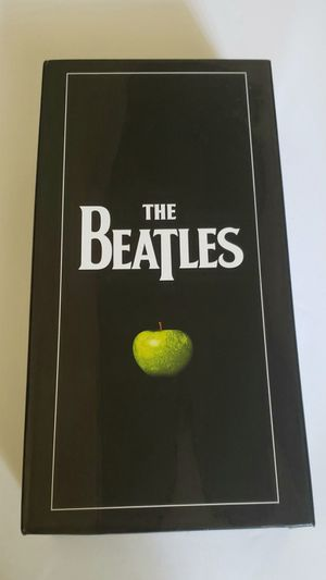 BEATLES 17 cd Box set Never Used for Sale in Torrance, CA