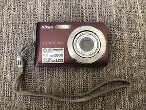 Nikon camera for Sale in Ontario, CA