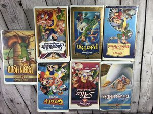 Disney vhs Lot for Sale in North Chicago, IL
