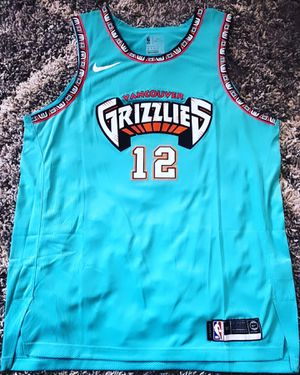 Grizzlies jersey morant for Sale in Bellflower, CA