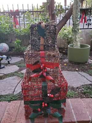 Light Up Christmas Outdoor Decoration for Sale in Westminster, CA