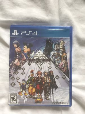Kingdom Hearts 2.8 final chapter for Sale in Clermont, FL