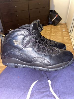 Jordan 10 nyc size 11 for Sale in West Carson, CA