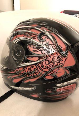 PINK BILT MOTORCYCLE HELMET - SMALL for Sale in Jacksonville, FL