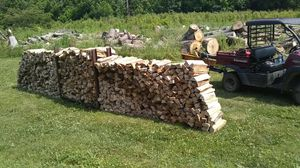 Firewood 100 a Rick DELIEVERED and stacked for Sale in Smyrna, TN