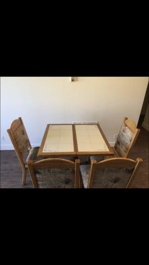 Kitchen table for Sale in West Valley City, UT
