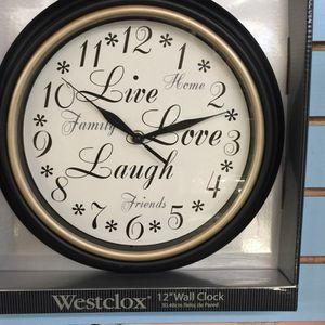 Wall clock for Sale in Manassas, VA