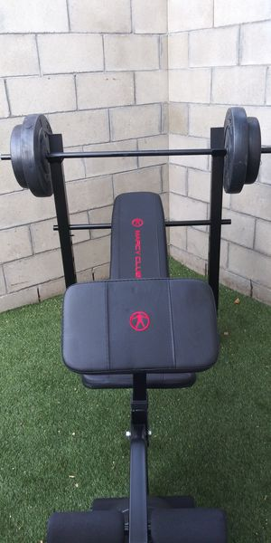Marcy Home Stack Gym, MWM-1005, Adjustable Resistance, 150-lb.brand new in box for Sale in Long Beach, CA