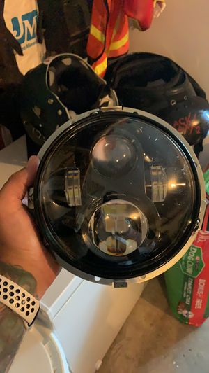 "7"" Harley Davidson Headlight for Sale in Westerville, OH"