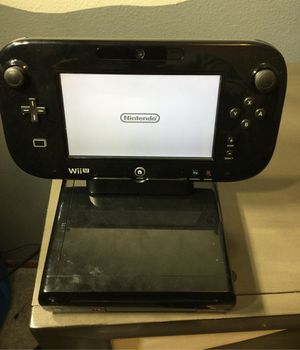 Nintendo Wii U for Sale in Beaverton, OR