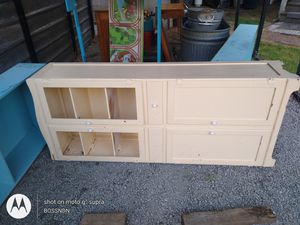 Antique china hutch for Sale in Port Orchard, WA