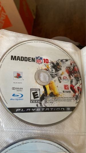 8 PS3 sports games for Sale in Lincoln Acres, CA