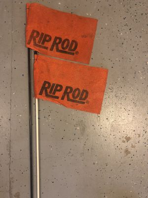 ATV Quad - Rip Rod Safety Flags - 6ft 10in (82in) for Sale in Vancouver, WA
