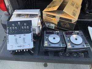 DJ equipment for Sale in Newport News, VA