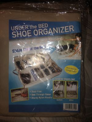 Shoe Organizer for Sale in HILLTOP MALL, CA