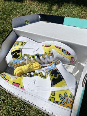 Nike SB De La Soul Dunk High Size 9 VNDS OG for Sale in Anaheim, CA