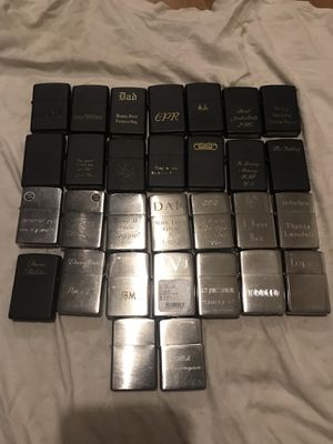 30 Brand new Zippo lighters for Sale in East Hartford, CT