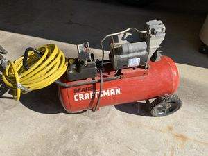 Craftsman 30 Gallon Air Compressor for Sale in Freehold, NJ