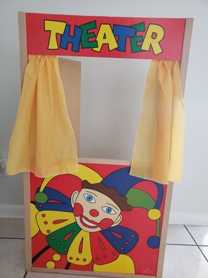 Puppet theater for Sale in Tampa, FL