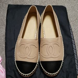 Brand new Chanel espadrilles for Sale in Elk Grove, CA