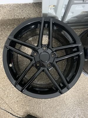 "17"" Z06 Rims for Sale in Bartlett, IL"