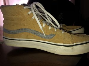e345cd7e60c High top Classic Vans (Size 8W 6M) for Sale in Baldwin Park