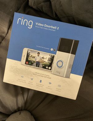 Ring Video Doorbell 2 for Sale in Stockton, CA