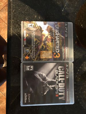 PS3 games Great condition no scratches for Sale in Downey, CA