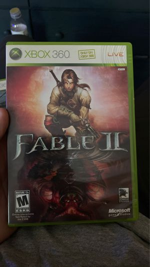 Fable 2 Xbox 360 video game for Sale in Braintree, MA