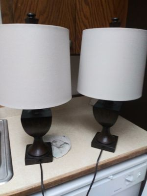 Two lamps for Sale in Fircrest, WA