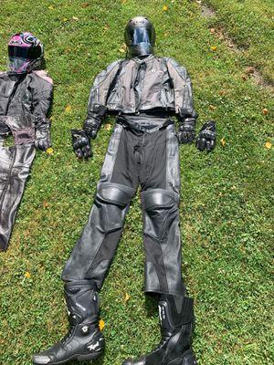 Head-to-toe men's motorcycle gear RevIt, Xpd, Arai, AlpineStars for Sale in Grove City, OH