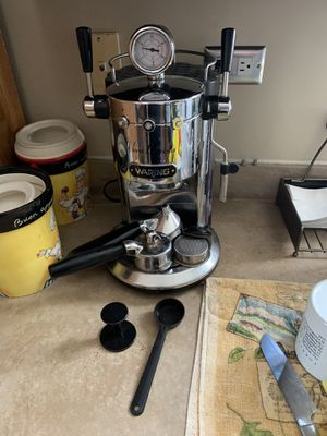 Waring espresso vero barista machine 15 bars for Sale in Wheeling, IL