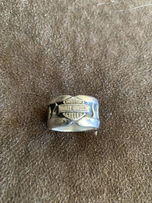 Harley Davidson Ring for Sale in Hoquiam, WA