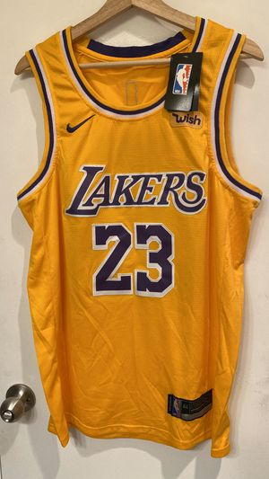 Lakers Jersey for Sale in San Antonio, TX