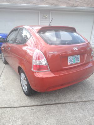 Hyundai accent 2008 for Sale in Oregon City, OR