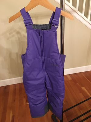 Arctix Kids Insulated Snow Bib Overalls for Sale in Bothell, WA