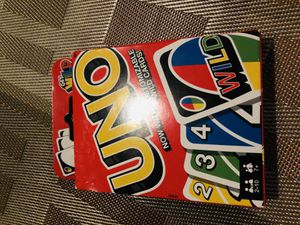 Uno cards for Sale in Glendale, AZ