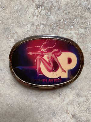 Vintage 70's Ohio Players Buckle for Sale for sale  Graham, WA
