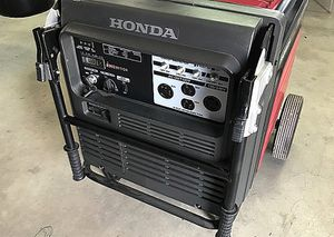 URGENT.$1000 Honda EU6500is 13 HP INVERTER Generator for Sale in Richmond, VA