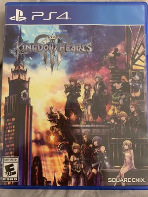 Kingdom Hearts PS4 for Sale in Walnut, CA
