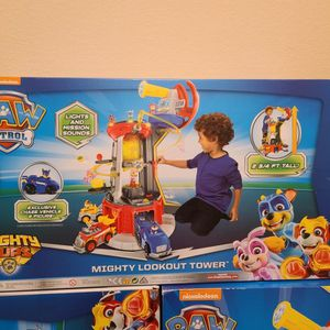 Paw Patrol Mighty Lookout Tower for Sale in Princeton, TX
