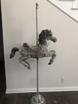Carousel horse for Sale in Riverside, CA