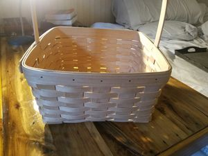 Two Longaberger baskets for Sale in Spring, TX